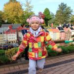 Z wizytą w Legolandzie w Danii