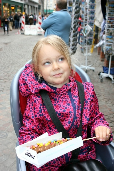 Co robić z dzieckiem w Brugii
