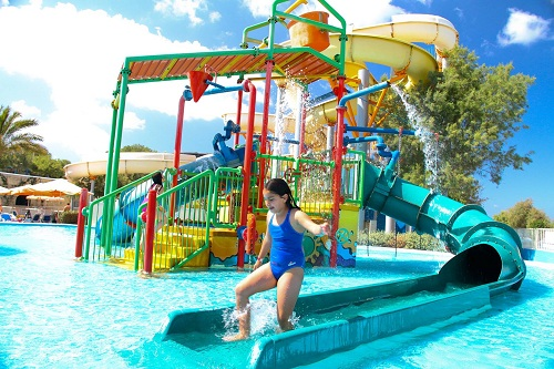 splash,waterpark,malta