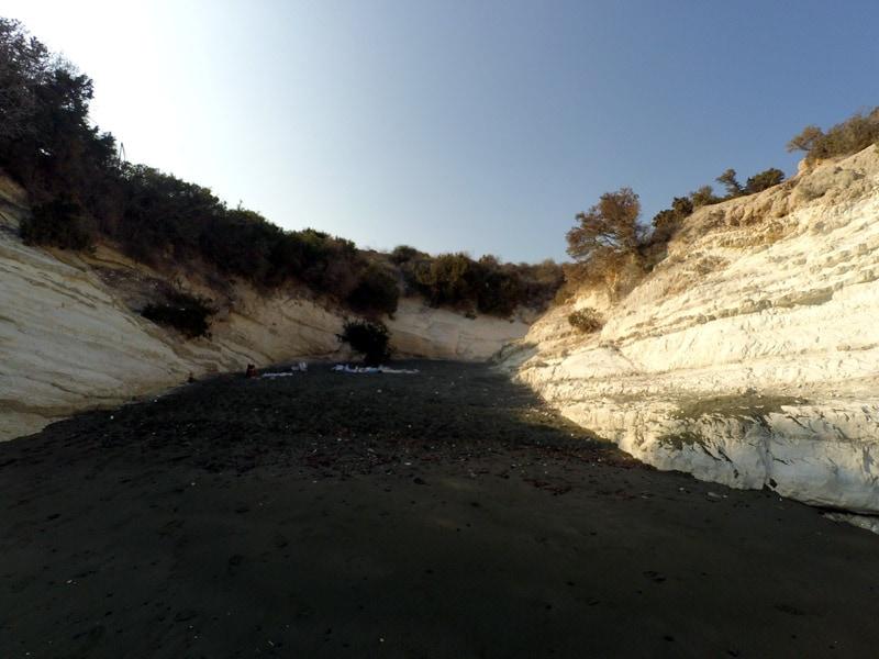 Plaże na Cyprze
