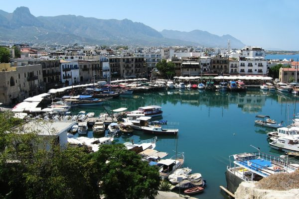kyrenia,port