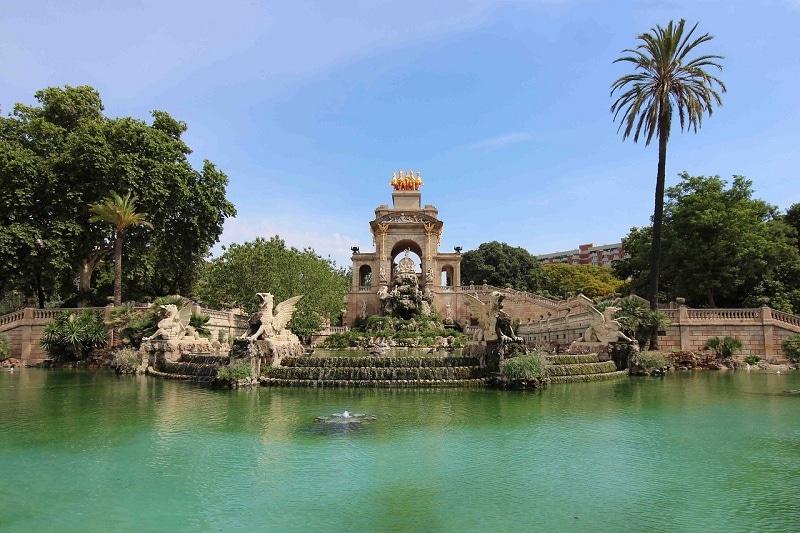 barcelona,parc,de,la,ciutadella