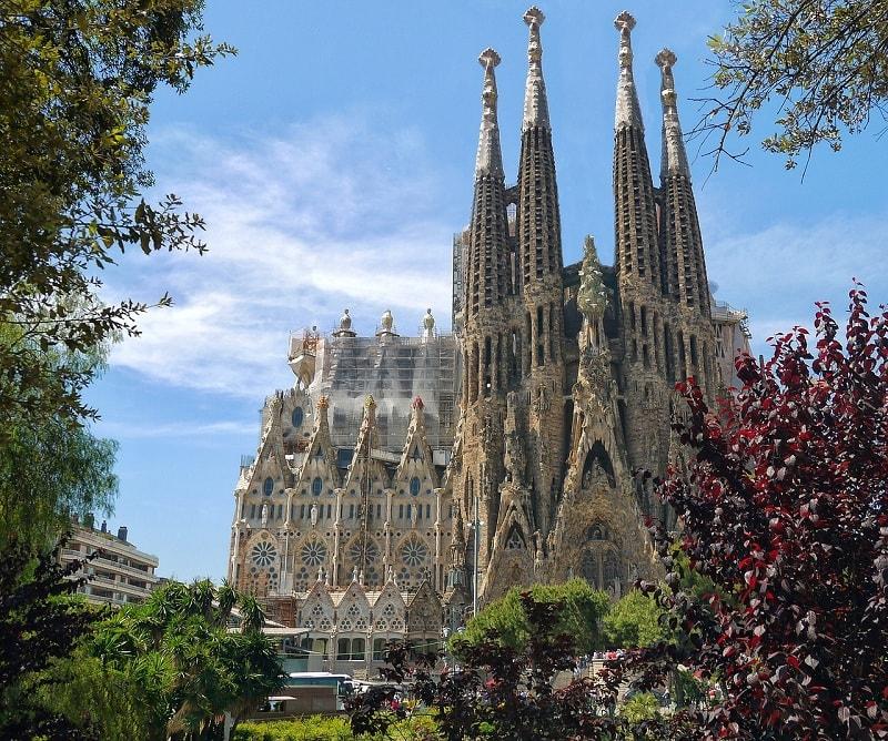 barcelona,sagrada,familia