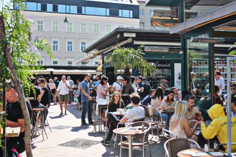Gdzie zjeść w Wiedniu