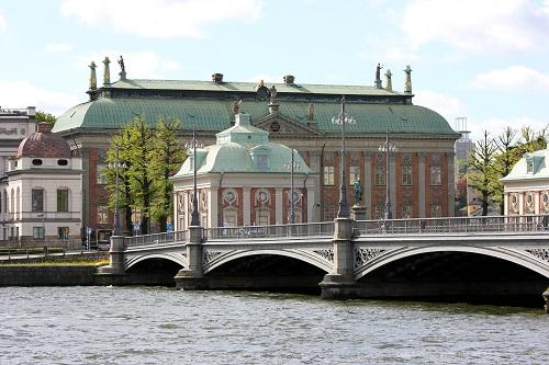 Sztokholm na weekend