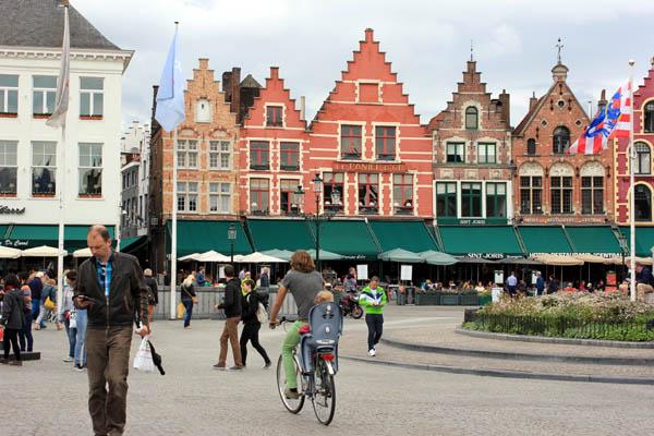 weekend w belgii