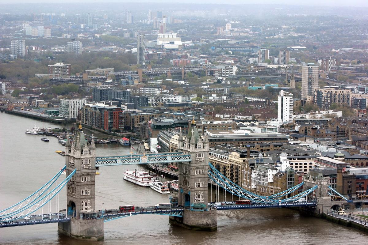 SkyGarden w Londynie