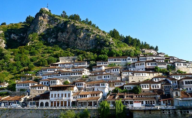 berat,albania