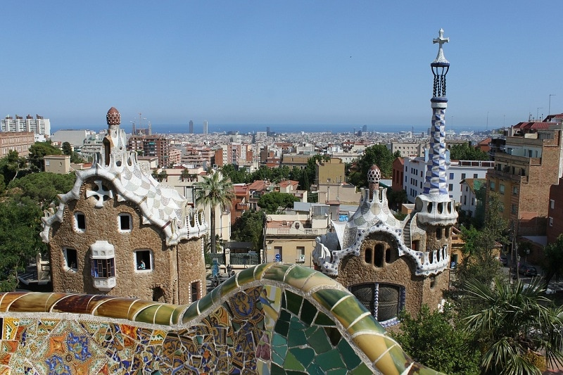 barcelona,parc,guell
