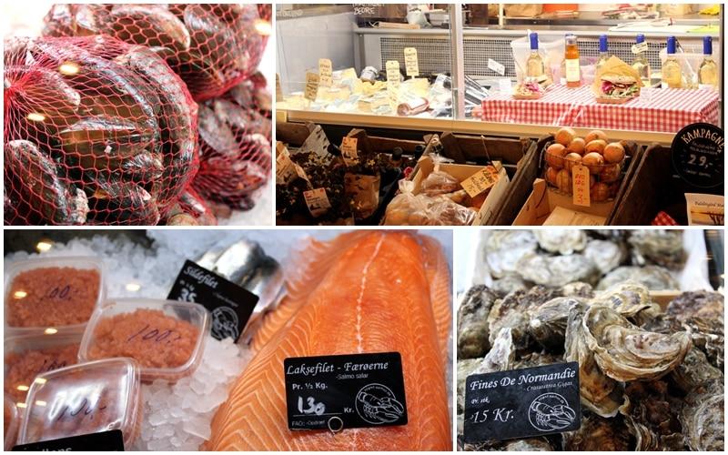 aarhus,food,market