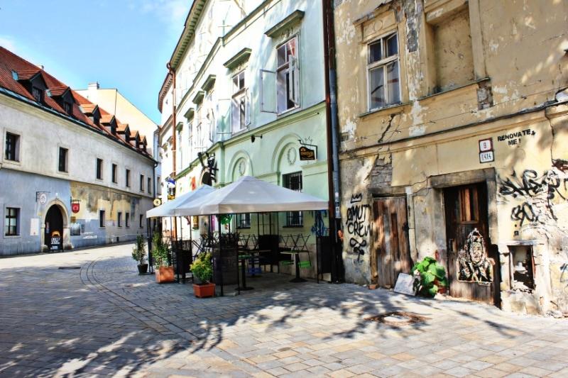 Bratysława na weekend