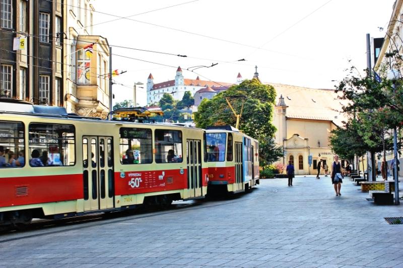 Jak zaplanować podróż do Bratysławy