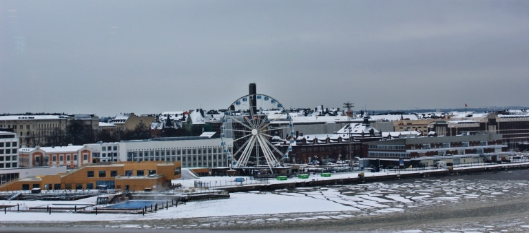 Хельсинки.  Практическая информация