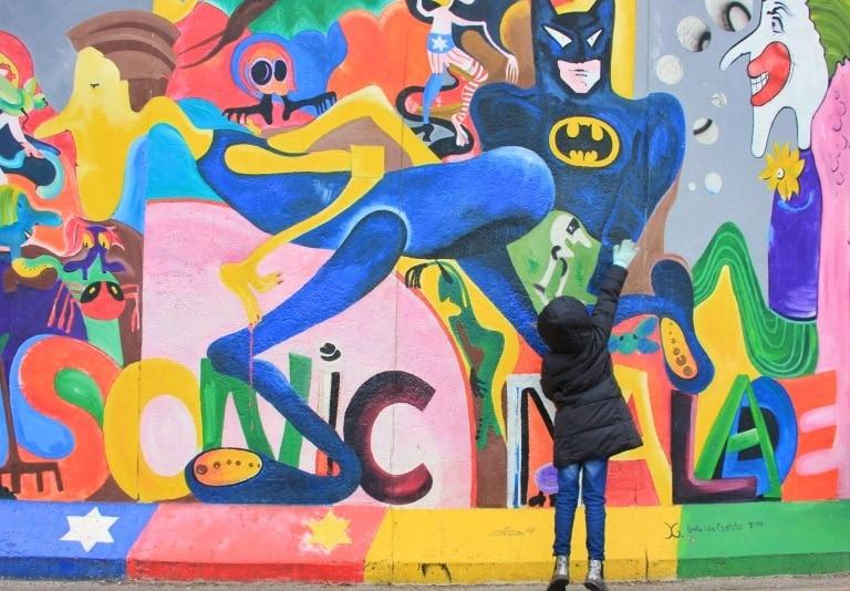 Berlin z dzieckiem