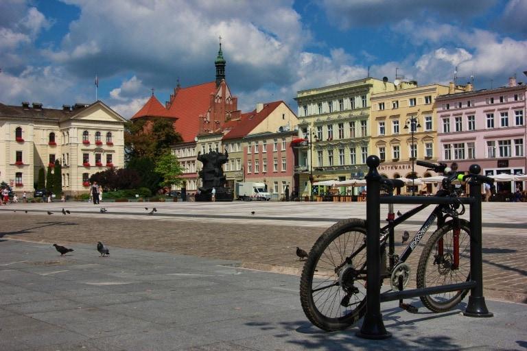 Bydgoszcz na weekend