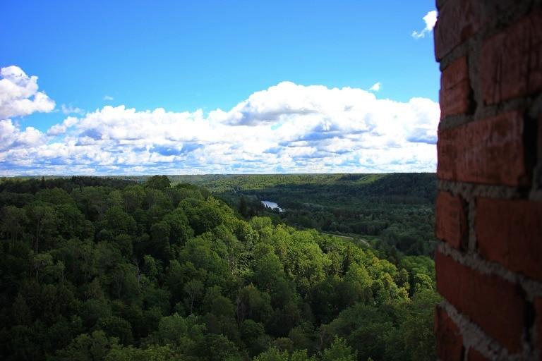 Park narodowy Gauja