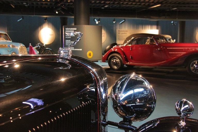 Muzeum Motoryzacji w Rydze