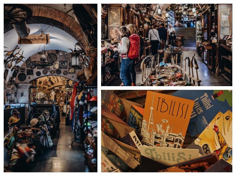 Meidan Bazari w Tbilisi