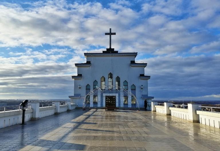 Punkt widokowy w Kownie