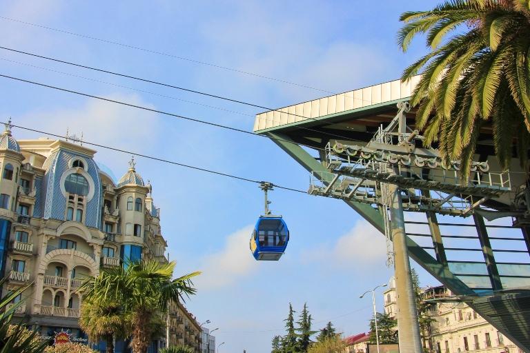 Agro Cable Car w Batumi