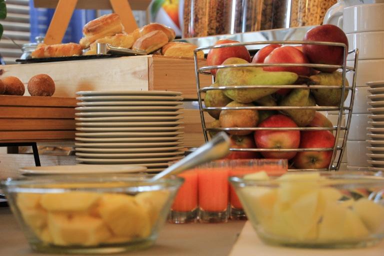 Posiłki w Tristan Hotel & SPA